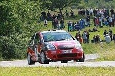 DRM - Broschart und Piro starten bei der Deutschland Rallye: Eindeutiges Saisonhighlight