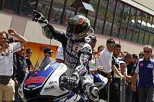 MotoGP - Der Spies-Abgang ist ein Verlust f�r Yamaha: Lorenzo f�rchtet Rossi nicht