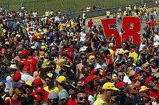 MotoGP - Gedenkfeier zu Simoncellis Geburtstag: Sic 58 Team startet in Italien