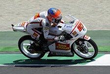 Moto3 - Antonelli nach schwerem Sturz OK: 3. Training geht nach roter Flagge an Cortese