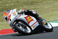 Moto3 - Unfall verdaut: Antonelli bereit f�r Valencia