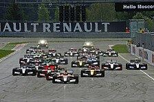 WS by Renault - Acht Juniorenmeister im Einsatz: Nachwuchstest in Aragon stark besetzt