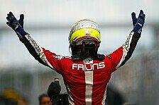 Formel 1 - R�ckkehr des Super-Talents: Robin Frijns: Ich bin definitiv kein Paydriver