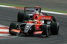 WS by Renault - Magnussen wirft Pole weg: Jules Bianchi gewinnt im Silverstone