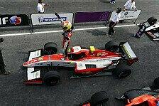 Formel 1 - Zwei Tage und ein Tag: Da Costa und Frijns f�r RBR zum Young Driver Test