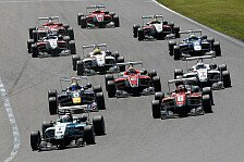 Formel 3 EM - 30 Talente am Start: Hochkar�tiges Starterfeld aus 14 Nationen