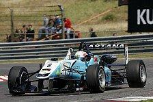 F3 Euro Series - Gute Erinnerungen: Heimspiel f�r Juncadella und Sainz