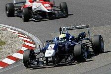 F3 Euro Series - Ein Sieg ist ein Sieg: William Buller gewinnt F�nf-Runden-Rennen