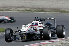 F3 Euro Series - Juncadella f�hrt zum Titel: Rosenqvist holt Rennsieg im Finale