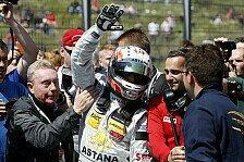 F3 Euro Series - Jubel in Hockenheim: Juncadella kr�nt sich zum Meister