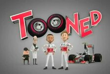 Formel 1 - Unterirdische Teststrecke: Video - McLaren Tooned: Episode 1