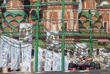 Formel 1 - Keine h�here Gewalt: Russland GP: Interne Probleme weiter ungel�st
