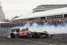 Formel 1 - Chrompfeil in neuem Glanz: McLaren: Noch mehr Updates f�r Ungarn