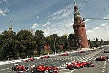 Formel 1 - Sauber und Toro Rosso hoffen auf L�sung: Krim-Krise: Sponsoren-Gespr�che stocken