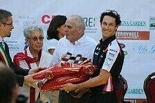 Formel 1 - Eine gro�e Ehre f�r mich: Bruno Senna