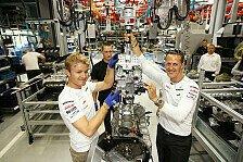 Formel 1 - Anders, aber weiterhin laut: Brawn: V6-Motor hat echten Rennsound