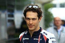 Formel 1 - Hockenheim ist schneller als man denkt: Bruno Senna