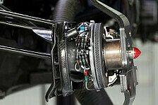 Formel 1 - Red Bull hat sich beschwert: FIA: Trickbremsen sind illegal