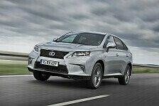 Auto - Hybridpionier im Luxus-SUV-Segment �berarbeitet: Verkaufsstart des neuen Lexus RX 450h