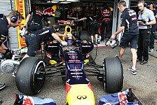 Formel 1 - Startplatz sechs ist das Maximum: Auch Webber wird zur�ckversetzt