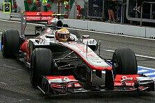 Formel 1 - Cockpit gibt man nicht leichtfertig auf: Experten raten Hamilton zu McLaren-Verbleib