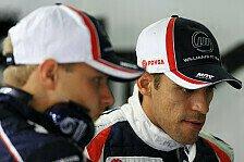 Formel 1 - Valtteri wird sehr hoch eingesch�tzt: Frank Williams