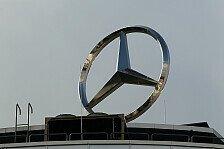 Formel 1 - Teuer und bringt nichts: Daimler-Aktion�re sollen Mercedes-Ausstieg fordern