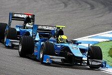 GP2 - Melker & Cregan wohlauf: Ocean-Boss Monteiro lobt die Sicherheit