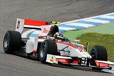 GP2 - Chance verdient: Jobloser Dillmann Schnellster in Jerez