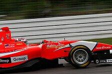 GP3 - Piria und Machado mit b�sen Unf�llen: Evans gewinnt Crashfestival