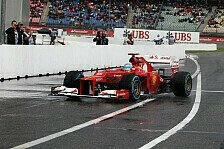 Formel 1 - Alonso ist im Einklang mit dem Team: Johnny Herbert
