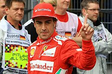 Formel 1 - Au�ergew�hnlicher Alonso: Nick Heidfeld