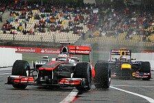 Formel 1 - Doppel-DRS muss hinter anderem zur�ckstehen: McLaren und der effiziente Update-Kampf
