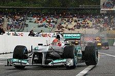 Formel 1 - Schumacher mit Podiums-Chance: Marc Surer