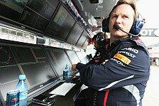 Formel 1 - Jeder ist anders: Horner: Buchhalter sollen F1 nicht regieren