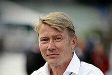 Formel 1 - R�ikk�nen kann so schnell wie Alonso: H�kkinen kritisiert Ferrari scharf