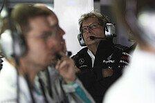Formel 1 - Ein Mercedes muss gewinnen: Haug: Letzte Rennen nicht mehr akzeptabel