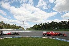 Formel 1 - Noch gab es keine Anfrage: Hockenheim k�nnte f�r den N�rburgring einspringen