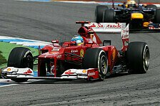 Formel 1 - Wie ein Geschenk: Alonso ist ein au�ergew�hnlicher Fahrer
