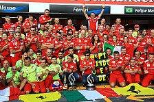 Formel 1 - Besorgter als nach Valencia: Montezemolo hat Konkurrenz genau im Blick