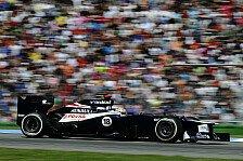 Formel 1 - Gillan: Kein Platz für Fehler