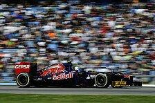Formel 1 - Zeit, Verkehr & Druck: Vergne: Schwachpunkt Qualifying