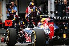 Formel 1 - Bis ans Limit und dar�ber hinaus: Renault verteidigt aggressive Strategie