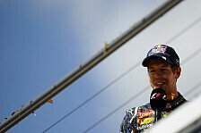 Formel 1 - R�ckschl�ge machen Vettel st�rker