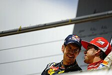 Formel 1 - Bilder: Deutschland GP - Podium