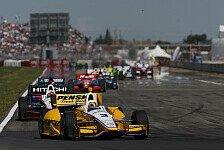 IndyCar - Push-to-pass kommt f�nf Sekunden sp�ter: Boost-Button mit Verz�gerung