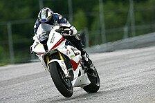 Bikes - Team Thevent will kleine Chance nutzen: BMW S 1000 RR k�mpft um den WM-Titel in Le Mans
