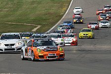 VLN - Drei Manthey-Porsche in den Top 10: Manthey feiert f�nftes VLN-Siegerpodium 2012