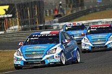 WTCC - Huff setzt sich durch: R�ckblick 2012: Blaue �bermacht
