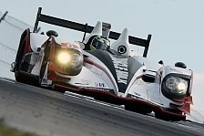 ALMS - HPD-Pole in beiden LMP-Klassen: Lucas Luhr holt Pole in Mid-Ohio